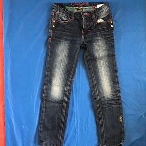 Kids Dark skinny jeans